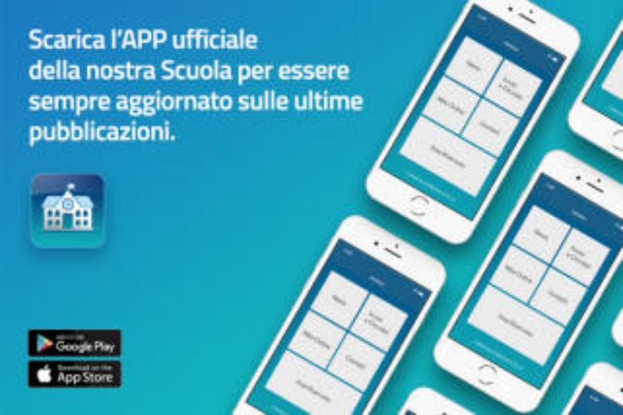 APP sito web per smartphone